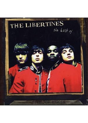 The Libertines - Time for Heroes: The Best of The Libertines (Music CD)