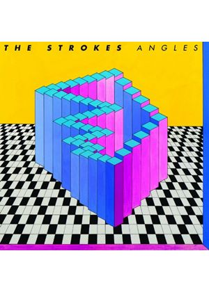 The Strokes - Angles (Music CD)