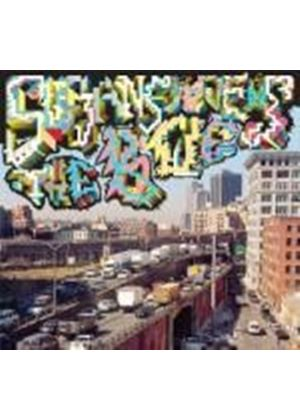 Sufjan Stevens - The BQE (Brooklyn Queens Expressway) (Music CD)