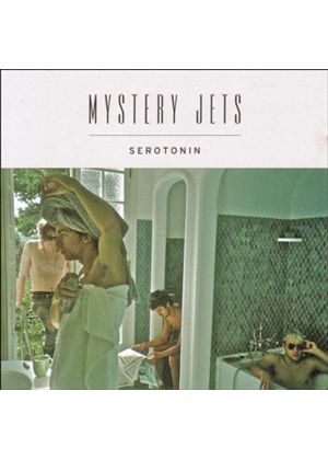 Mystery Jets - Serotonin (Music CD)