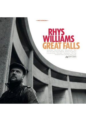 Rhys Williams - Great Falls (Music CD)