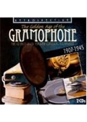 (The) Golden Age of the Gramophone 1907 - 1945 (Music CD)
