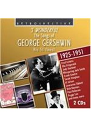 George Gershwin - S'wonderful (Songs of George Gershwin) (Music CD)