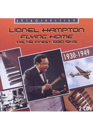 Lionel Hampton - Flying Home [Retrospective] (Music CD)