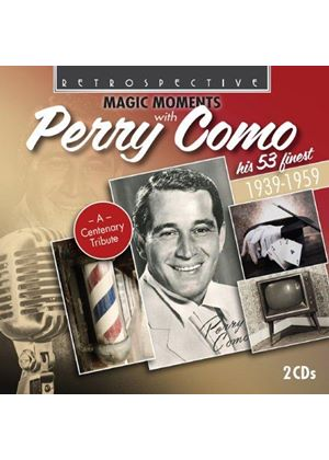 Perry Como - Magic Moments (His 53 Finest) (Music CD)