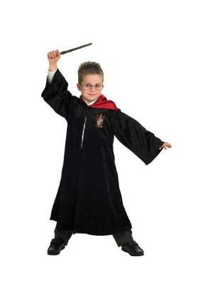 Harry Potter - Child's Deluxe Gryffindor Robe