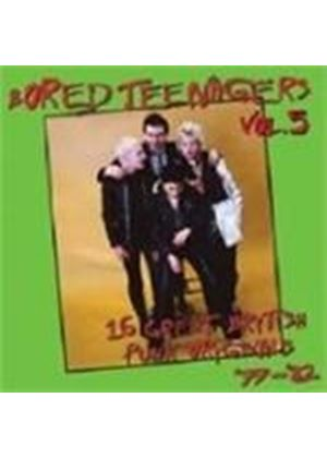 Various Artists - Bored Teenagers Vol.5 (Music CD)