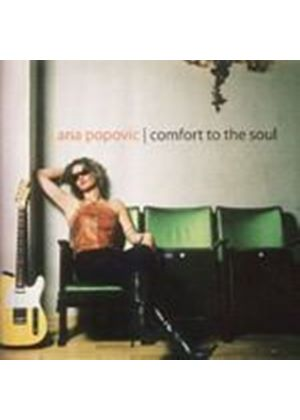 Ana Popovic - Comfort To The Soul (Music CD)