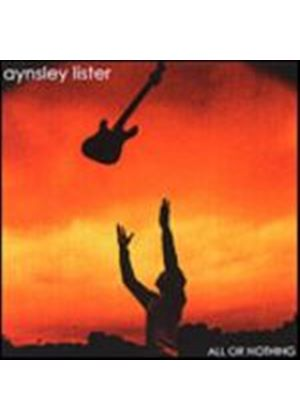 Aynsley Lister - All Or Nothing (Music CD)
