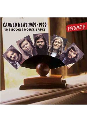 Canned Heat - The Boogie House Tapes Vol 2: 1969-1999 (Music CD)