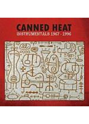 Canned Heat - Instrumentals 1967 - 1996 (Music CD)