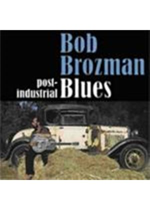 BOB BROZMAN - Post-Industrial Blues