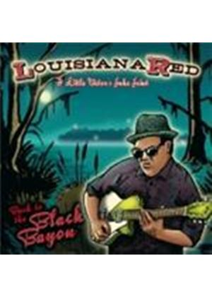 Louisiana Red - Back To Black Bayou (Music CD)