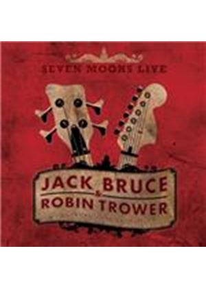 Jack Bruce & Robin Trower - Seven Moons: Live (Music CD)