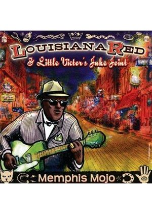 Little Victor's Juke Joint - Memphis Mojo (Music CD)