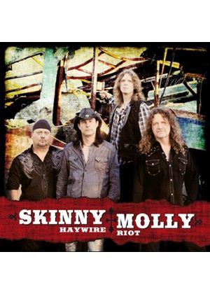 Skinny Molly - Haywire Riot (Music CD)