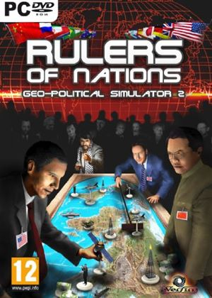 Rulers of Nations - Geopolitcal Simulator 2 (PC)