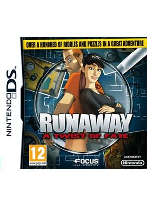 Runaway - A Twist of Fate (Nintendo DS)