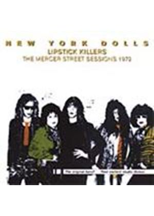 New York Dolls - Lipstick Killers (Music CD)