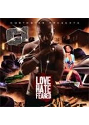 C1 - Love Hate Feared (Music CD)
