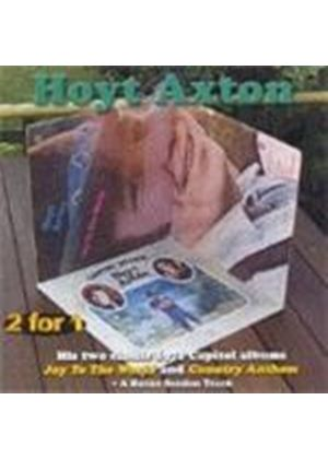 Hoyt Axton - Joy To The World/Country Anthem