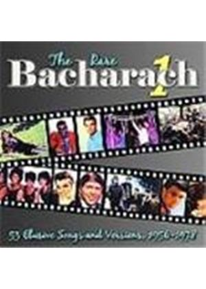 Various Artists - Rare Bacharach, The (53 Elusive Songs & Versions 1956-1978)