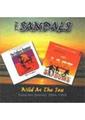 Sandals - Wild As The Sea (Complete Sandals 1964-1969)