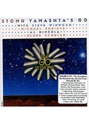 Stomu Yamashtas Go With Stevie Winwood - The Complete Go Sessions (Music CD)