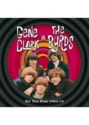 The Byrds - Gene Clark In The Byrds: Set You Free 1964-73 (Music CD)