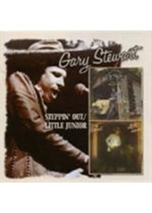 GARY STEWART - Steppin' Out/Little Junior