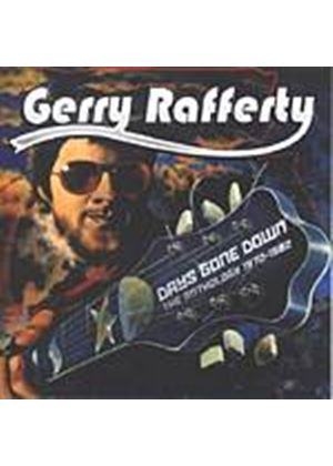 Gerry Rafferty - The Anthology 1970 - 1982: Days Gone Down (Music CD)