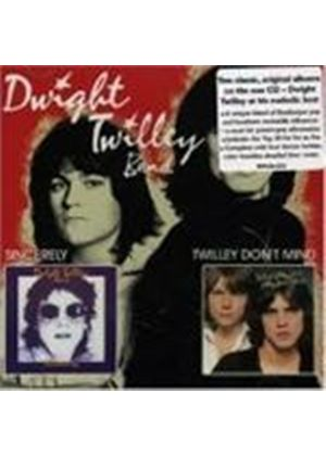 Dwight Twilley Band - Sincerely/Twilley Dont Mind (Music CD)