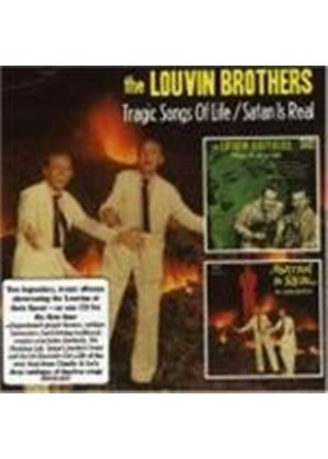 The Louvin Brothers - Tragic Songs Of Life/Satin Is Real (Music CD)
