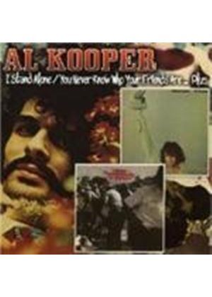 Al Kooper - I Stand Alone/You Never Know Who [Australian Import]