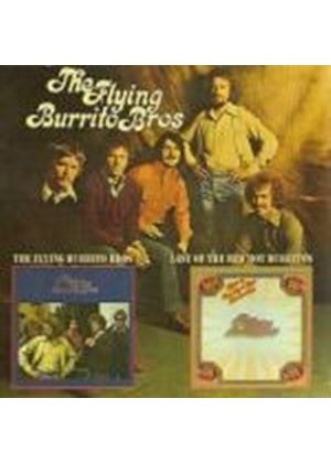 The Flying Burrito Brothers - Flying Burrito Brothers / Last of the Red Hot Burritos (Music CD)