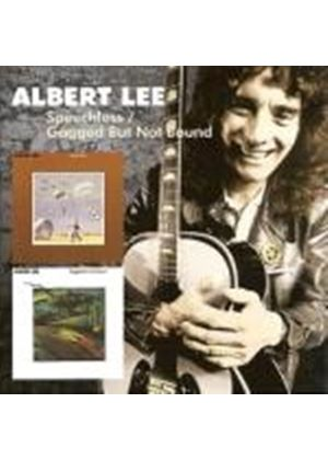 Albert Lee - Speechless/Gagged But Not Bound (Music CD)
