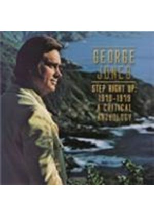 George Jones - Step Right Up (1970-1979: A Critical Anthology) (Music CD)