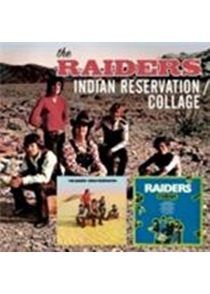 Raiders - Indian Reservation/Collage (Music CD)