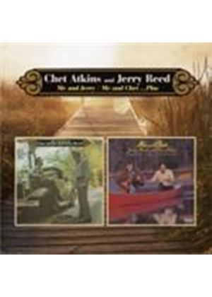 Chet Atkins & Jerry Reed - Ma And Jerry/Me And Chet (Music CD)