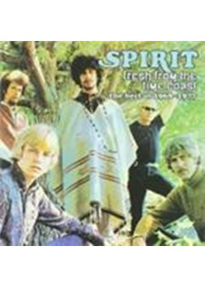 Spirit - Best Of 1968-1977, The (Fresh From The Time Coast) (Music CD)