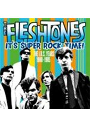 Fleshtones - IRS Years 1980-1985, The (It's Super Rock Time) (Music CD)