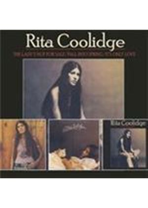 Rita Coolidge - Lady's Not For Sale, The/Fall Into Spring/It's Only Love (Music CD)