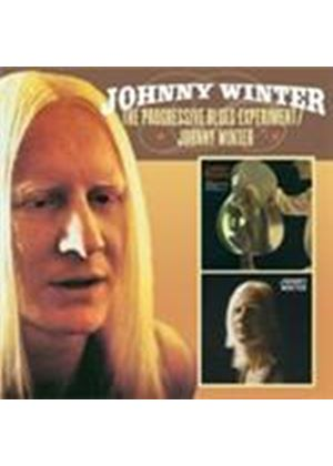 Johnny Winter - Progressive Blues Experiment, The/Johnny Winter (Music CD)