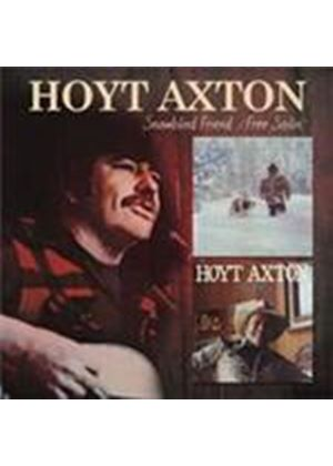 Hoyt Axton - Snowblind Friend/Free Sailin' (Music CD)
