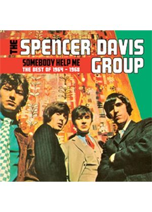 The Spencer Davis Group - Somebody Help Me The Best Of 1964 - 1968