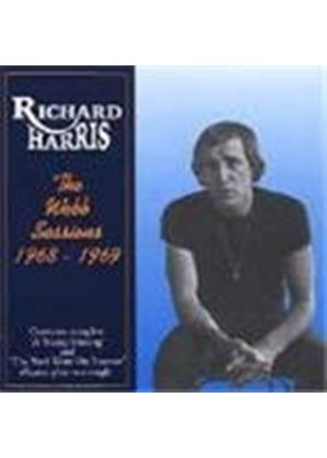 Richard Harris - Webb Sessions 1968-1969, The