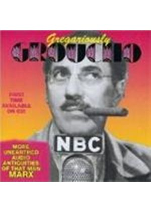 Groucho Marx - Gregariously Groucho [Australian Import]