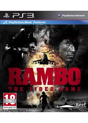 Rambo: The Video Game (PS3)