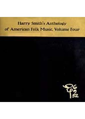 Various Artists - Harry Smiths Anthology Of American Folk Music Vol. 4 (Music CD)