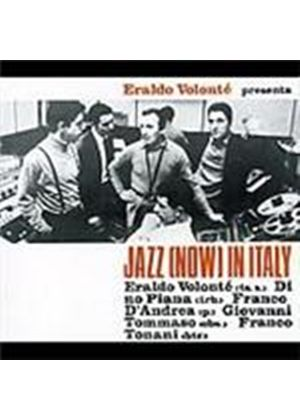Eraldo Volonte - Jazz Now In Italy (Music CD)